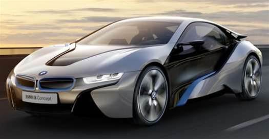 Realizing Bondesque Visions, BMW is Mounting Lasers in Its Headlights