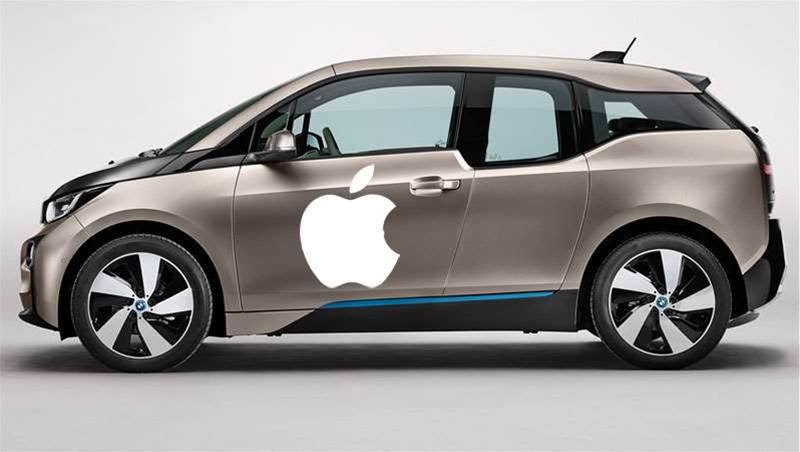 The BMW i3 could be powered by Apple