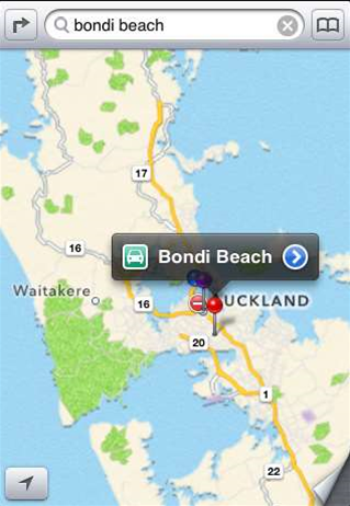 Cook apologises for Apple maps