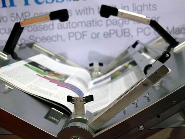 ImPress turns paperbacks into ebooks