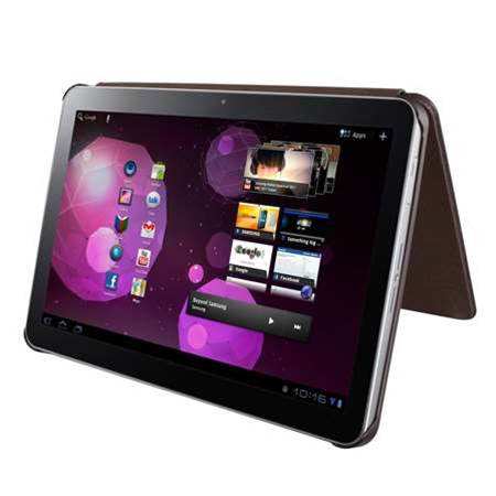 Samsung Galaxy Tab 10.1v to hit stores May 4 with free case