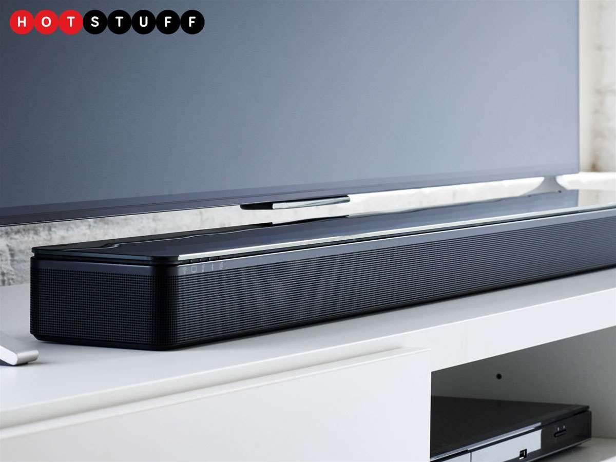 Bose SoundTouch 300: a skinny soundbar promising phat sound