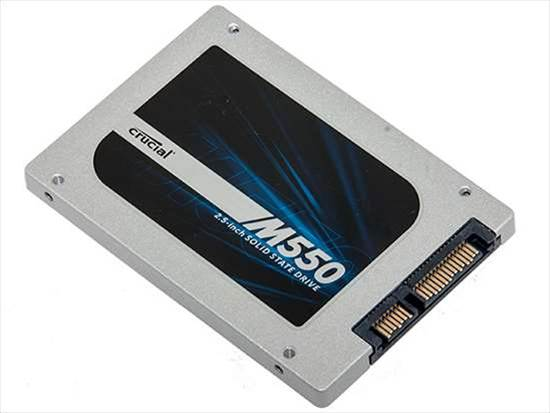 Labs brief: Crucial M550 512GB SSD