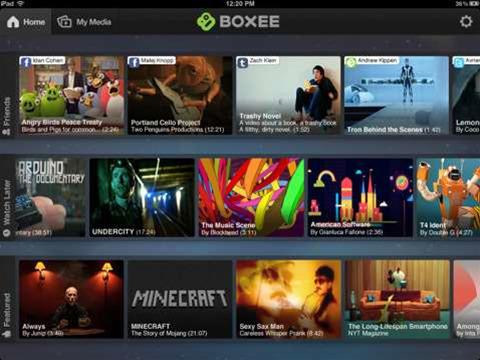 Stream videos to your tablet by harnessing the power of Boxee for iPad