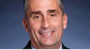Intel names Brian Krzanich its new CEO