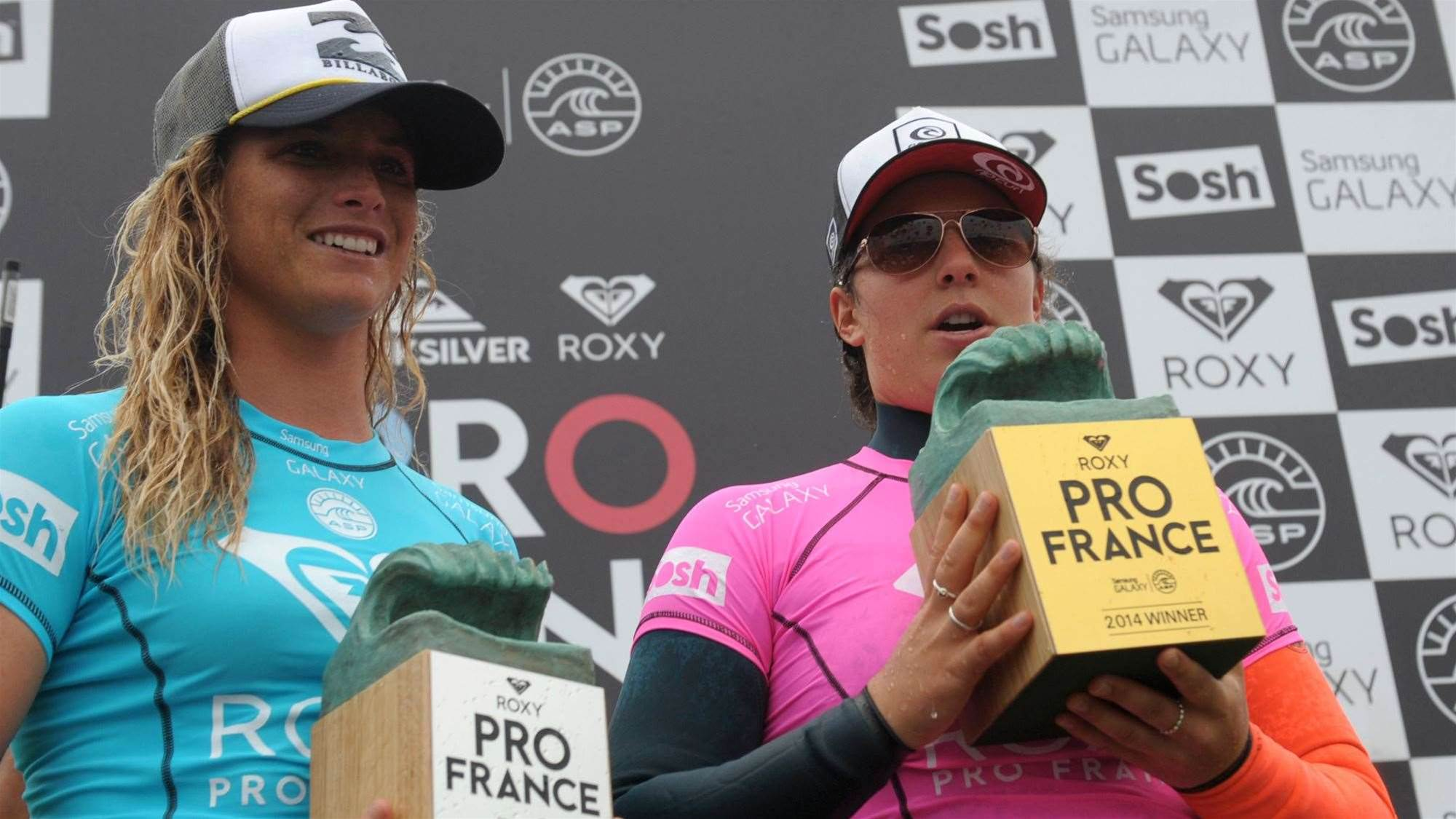 Race for the Women's Title