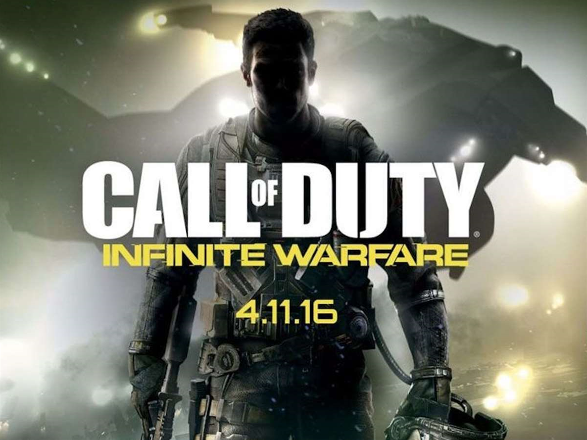 Looks like Call of Duty: Infinite Warfare will be officially revealed tomorrow morning