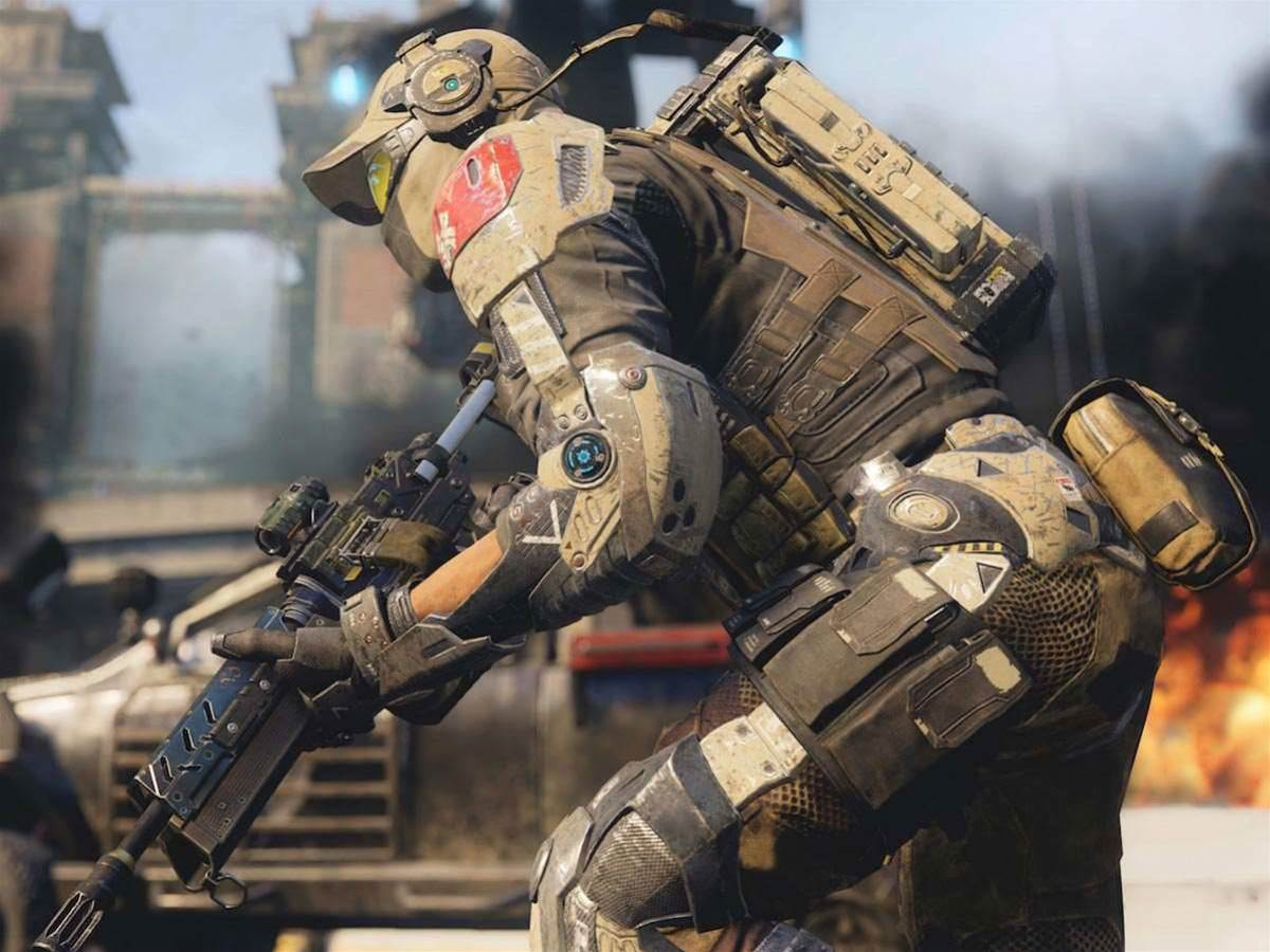 Is Call of Duty: Infinite Warfare the next series entry?