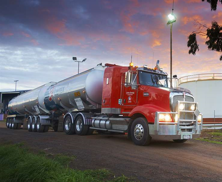 Caltex becomes a reseller for truck telematics
