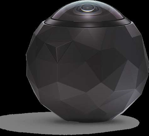 Review: The 360fly 4K is a panoramic 360° 4K Video Camera