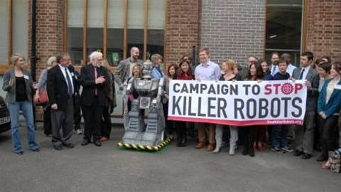 Stephen Hawking and Elon Musk urge ban to prevent robot arms race