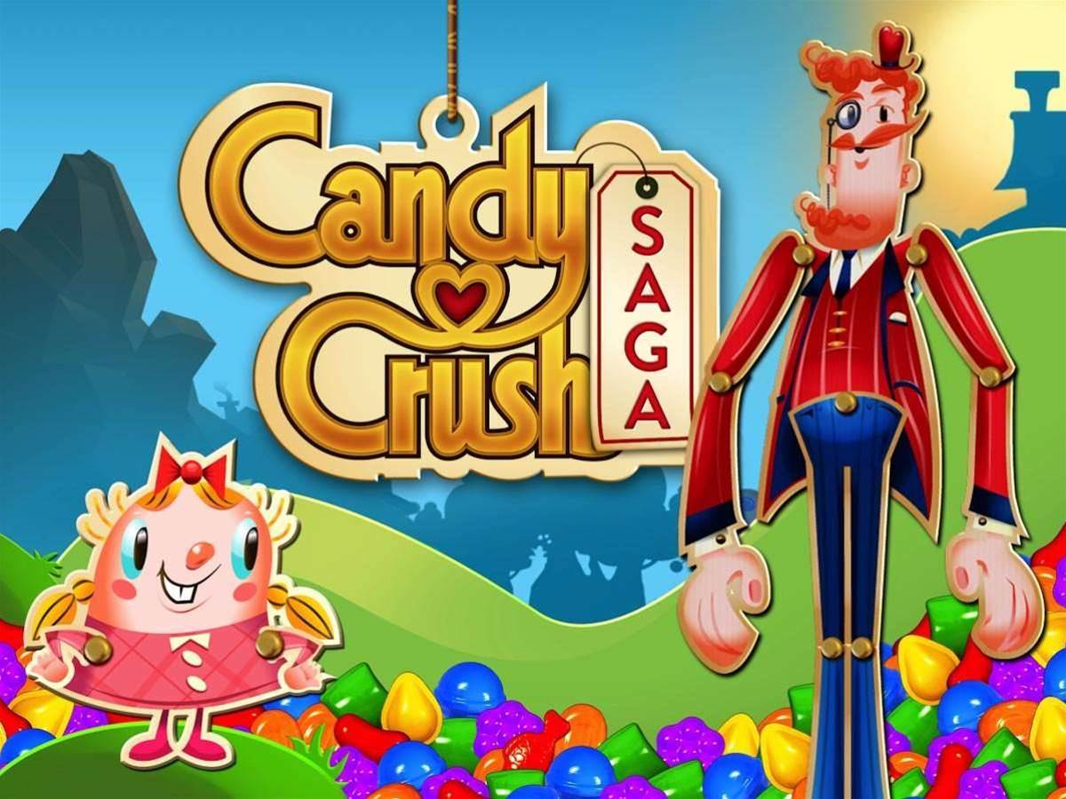 Man tears tendon playing Candy Crush Saga, didn't feel increasing pain because of Candy Crush Saga
