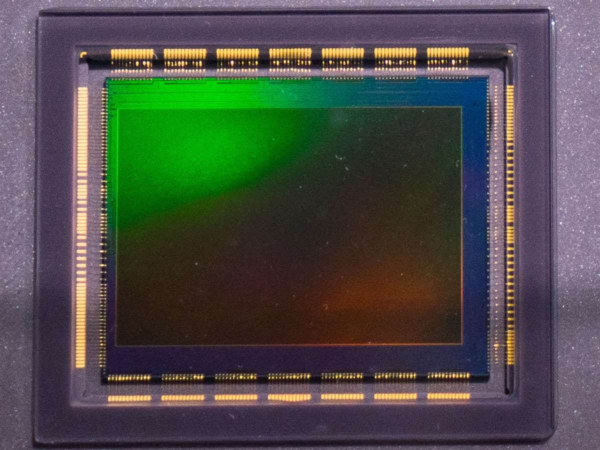 Canon's 120MP camera sensor is 60x sharper than 1080p
