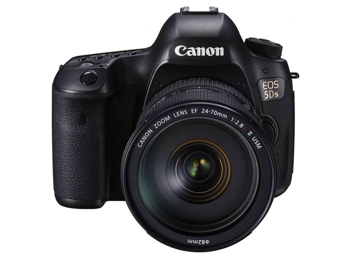 Canon 5DS and 5DS R are Canon's most exciting cameras in years