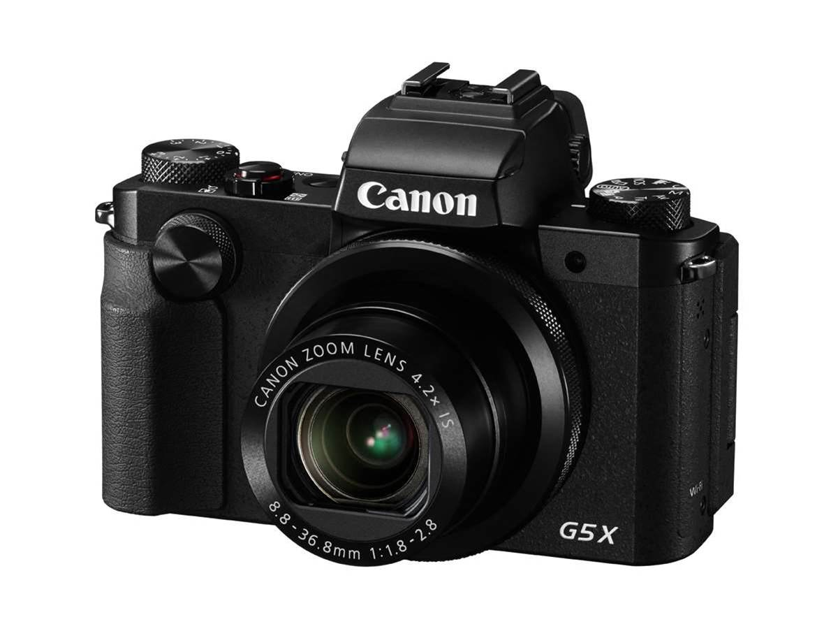 Canon launches three new compact cameras