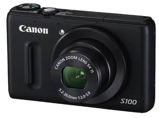 Canon Introduces the S100, the New Best Point-and-Shoot
