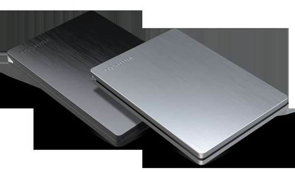 Labs Brief: Toshiba Canvio Slim 500GB
