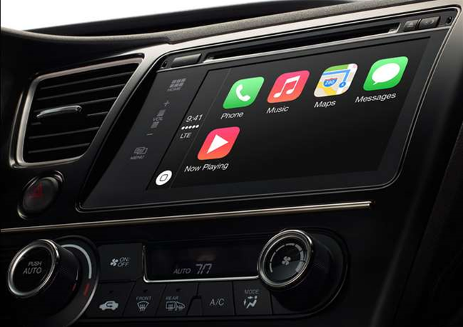 Apple launches iPhone voice control in cars