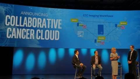 Intel's Cancer Cloud fight disease with big data