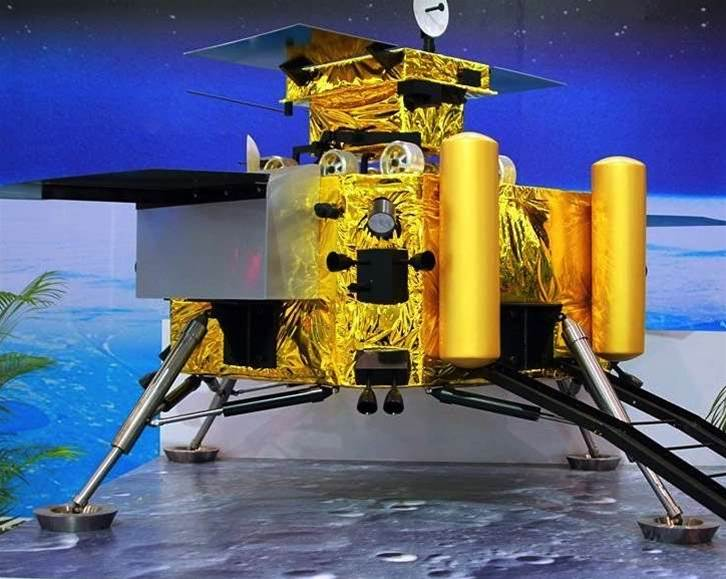 China moon mission scheduled for December