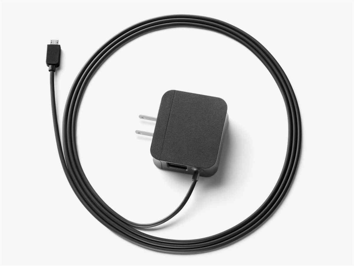 Chromecast wired ethernet adapter released