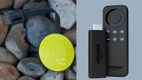 Head-to-head: Fire TV Stick vs Chromecast 2