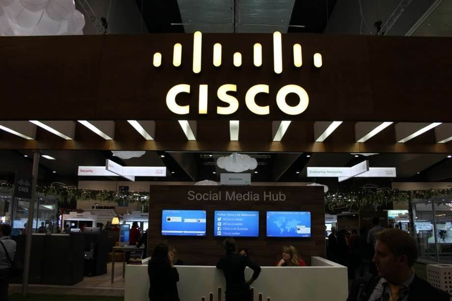 Cisco to splash $20m on Sydney, Perth facilities