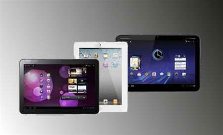 Tablet showdown apple ipad vs apple ipad 2 vs samsung for Samsung wand