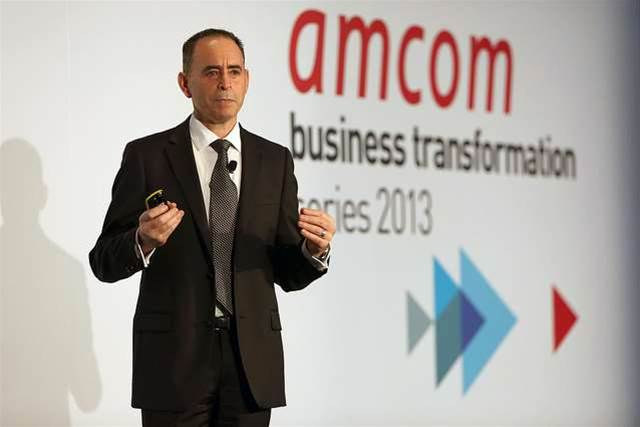 Amcom CEO resigns