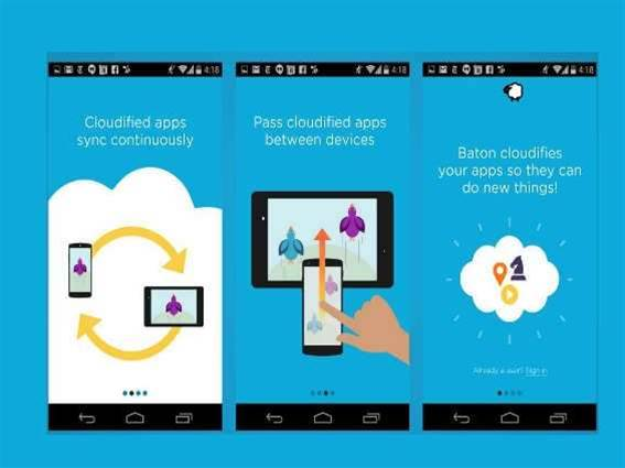 Nextbit Baton makes moving Android apps painless