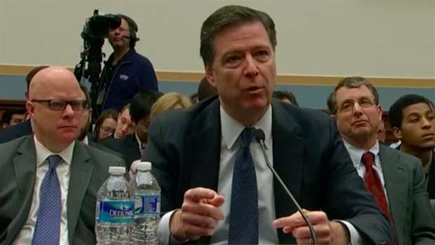 FBI director calls encryption a 'vicious guard dog' in Apple hearing
