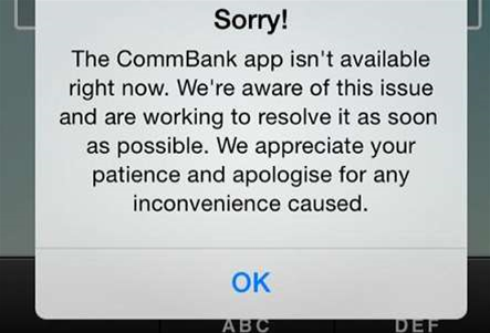 Commonwealth Bank suffers nationwide IT outage