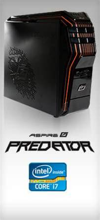 Competition: Win a shiny Acer Predator!