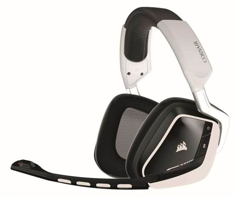 One Minute Review: Corsair's Wireless Void may fill yours