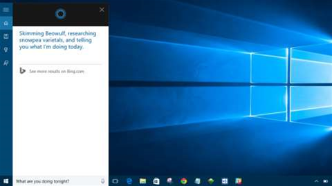 How to: Use Cortana on Windows 10