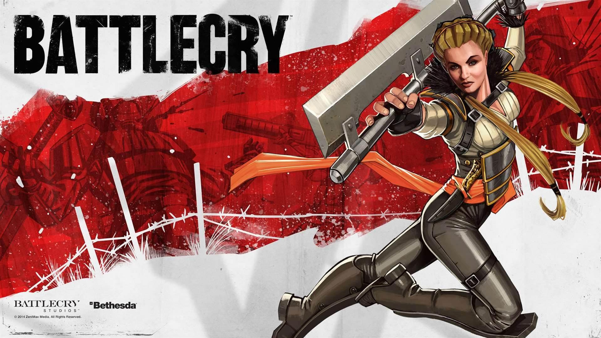 Battlecry gets a gameplay trailer, and an Australian & New Zealand exclusive beta!