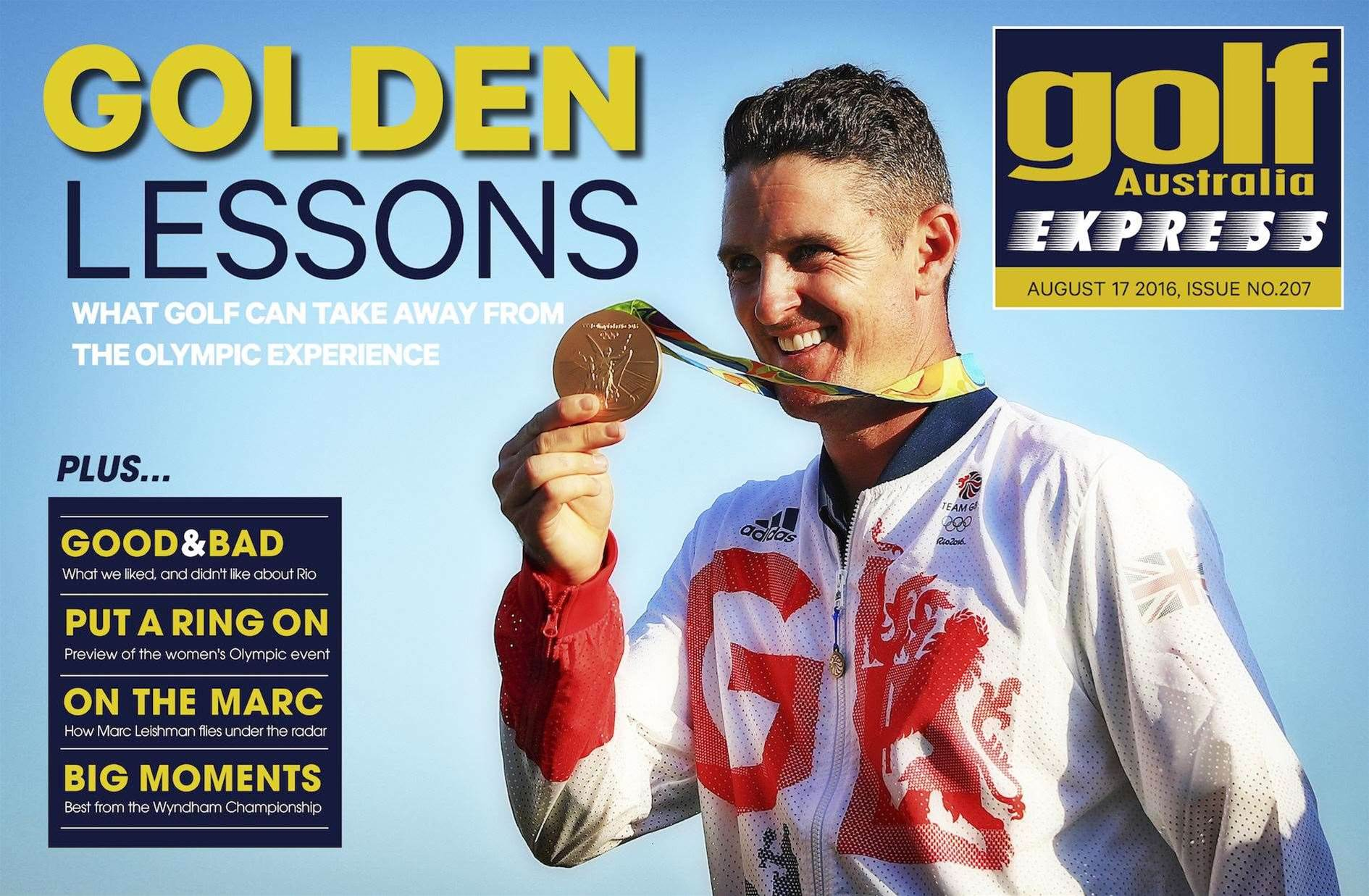 GA Express Issue 207: Golden Lessons