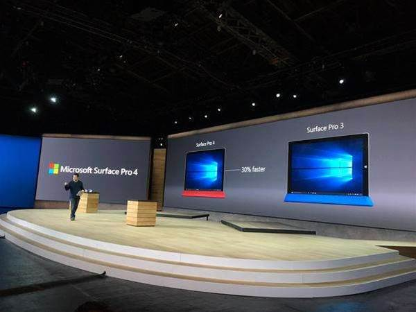 Microsoft Announces New Surface Pro 4 Hybrid Tablet PC