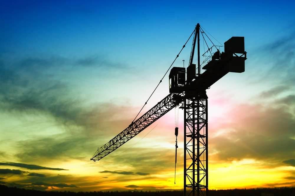 Crane arm interferes with Optus network
