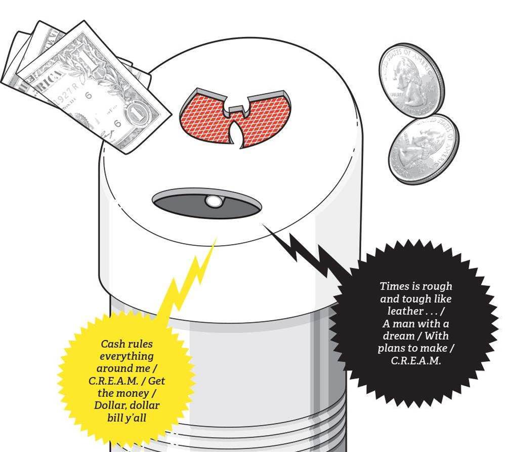 The Wu-Tang Can: Interactive Tipping, Y'all