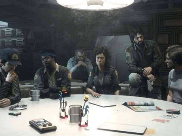 Holy crap! Free Alien: Isolation DLC reunites 1979 movie cast