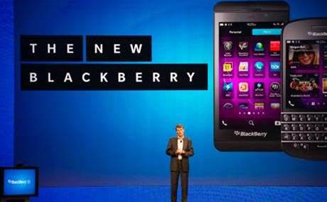 CEO: BlackBerry has 50/50 chance of survival