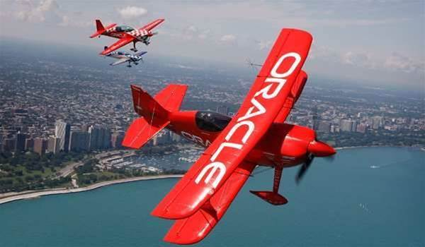 Oracle's revenue drops, but says cloud going gangbusters