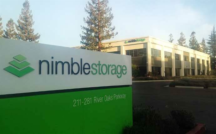 Dicker Data appointed Nimble's second distie