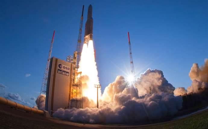 NBN's second satellite blasting off in October
