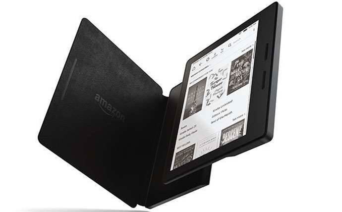 Amazon reveals lightest Kindle ever