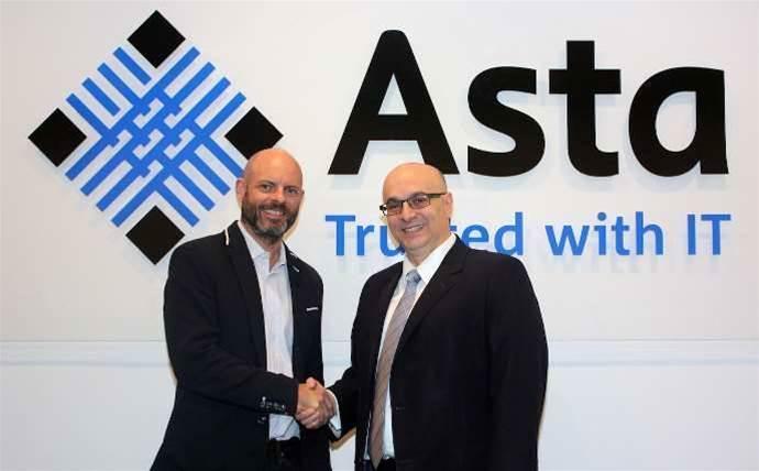 Asta acquires Apple enterprise partner Crunch IT