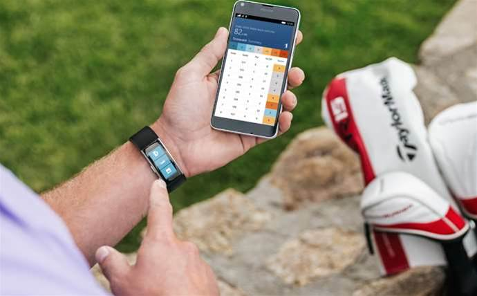 US website flogs Microsoft Band 2 to Aussies