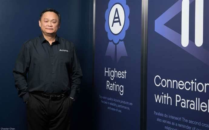 Rhipe adds cloud backup from Acronis