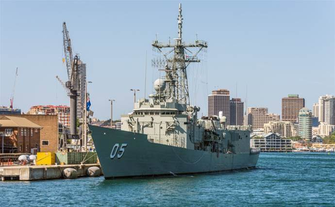 Royal Australian Navy taps Canberra provider Oobe for Windows Server 2003 upgrade